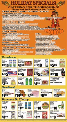 Chicken deals in the Key Food weekly ad in New York