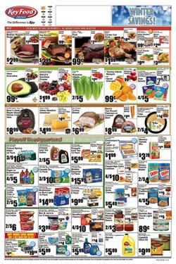 Keys deals in the Key Food weekly ad in New York