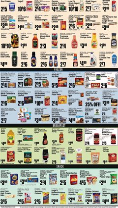 Grill deals in the Key Food weekly ad in New York