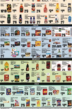 Popcorn deals in the Key Food weekly ad in New York