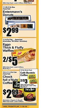 Oil deals in the Key Food weekly ad in New York
