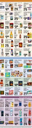 Lighting deals in Key Food