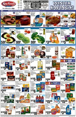 Key Food catalogue ( Expires today )