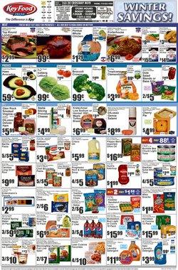 Key Food catalogue ( Expires tomorrow )