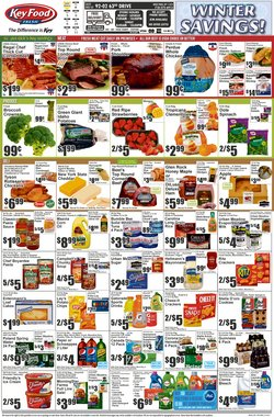 Key Food catalogue ( 3 days left )
