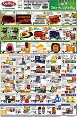 Key Food catalogue in Staten Island NY ( Expired )