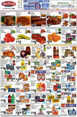 Key Food catalogue in New York ( Expires today )