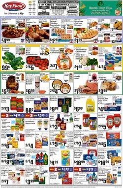 Key Food catalogue in Staten Island NY ( Expires today )
