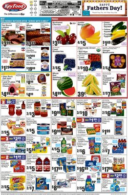 Key Food deals in the Key Food catalog ( Expired)