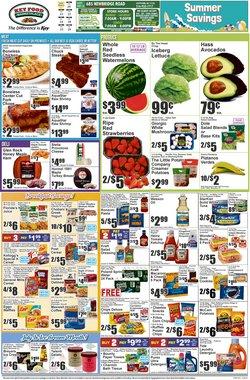 Grocery & Drug deals in the Key Food catalog ( 2 days left)