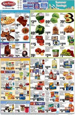 Key Food deals in the Key Food catalog ( Expires tomorrow)