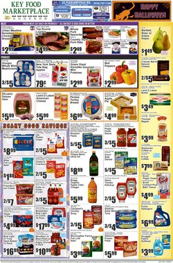 Grocery & Drug deals in the Key Food catalog ( 3 days left)