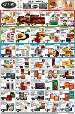 Burberry deals in the Key Food catalog ( 3 days left)