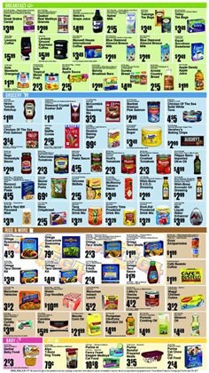 Bumble Bee deals in the Key Food weekly ad in New York