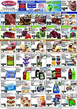 Gatorade deals in the Key Food weekly ad in New York