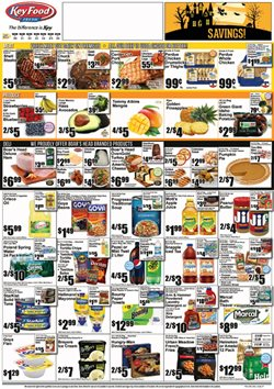Tide deals in the Key Food weekly ad in New York