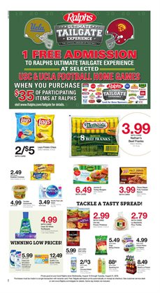 Games deals in the Ralphs weekly ad in Garden Grove CA