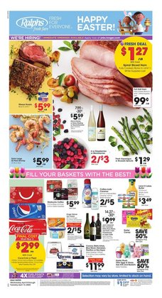 Ralphs catalogue in San Diego CA ( Published today )