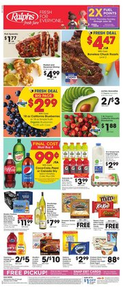 Ralphs catalogue ( 2 days ago )