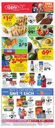 Ralphs catalogue ( Expires tomorrow )