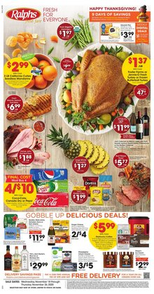 Ralphs catalogue ( Expires today )