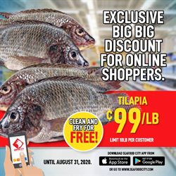 Seafood City catalogue ( Expired )