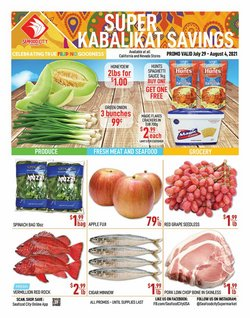 Seafood City deals in the Seafood City catalog ( Expires today)