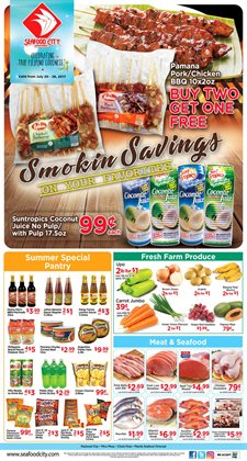 Seafood City deals in the 4S Ranch CA weekly ad