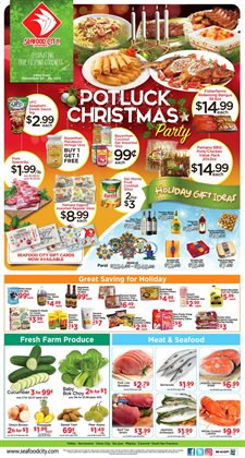 Seafood City deals in the Sacramento CA weekly ad