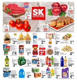 Fabric softener deals in the Super King Markets weekly ad in Yorba Linda CA