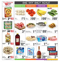 Potatoes deals in the Super King Markets weekly ad in Burbank CA