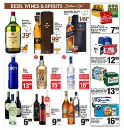 Beer deals in the Super King Markets weekly ad in Yorba Linda CA