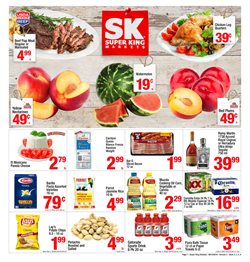 Potatoes deals in the Super King Markets weekly ad in Van Nuys CA