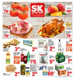 Cleaning products deals in the Super King Markets weekly ad in Yorba Linda CA