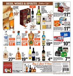Budweiser deals in the Super King Markets weekly ad in Reseda CA