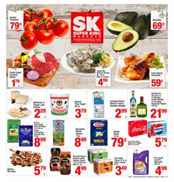 Super King Markets deals in the Yorba Linda CA weekly ad