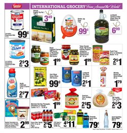 Water deals in the Super King Markets weekly ad in Van Nuys CA