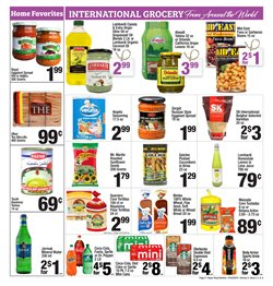 Juice deals in the Super King Markets weekly ad in Reseda CA