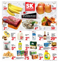 Stella Artois deals in the Super King Markets weekly ad in Reseda CA