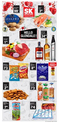 Super King Markets deals in the Reseda CA weekly ad