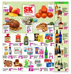 Super King Markets deals in the Northridge CA weekly ad