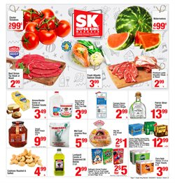 Grocery & Drug deals in the Super King Markets weekly ad in Simi Valley CA