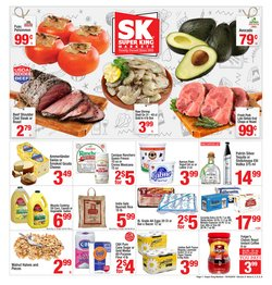 Super King Markets deals in the Glendale CA weekly ad