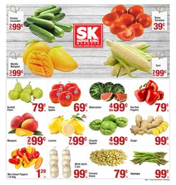 Grocery & Drug offers in the Super King Markets catalogue in Los Angeles CA ( 2 days ago )