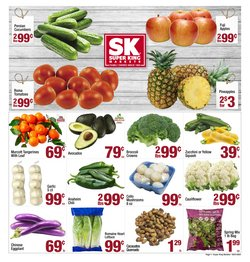 Super King Markets catalogue ( Published today )