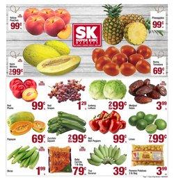 Grocery & Drug deals in the Super King Markets catalog ( 3 days left)