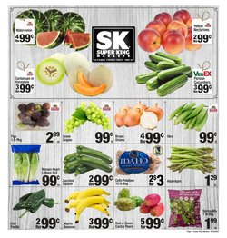 Grocery & Drug deals in the Super King Markets catalog ( Published today)