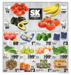 Super King Markets deals in the Super King Markets catalog ( 4 days left)
