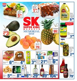 Super King Markets deals in the Pasadena CA weekly ad