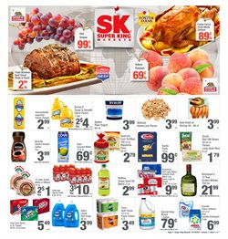 Super King Markets deals in the Santa Ana CA weekly ad